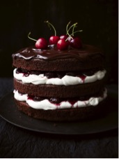 Schwarzwälder Kirschtorte (Black Forest Cake)