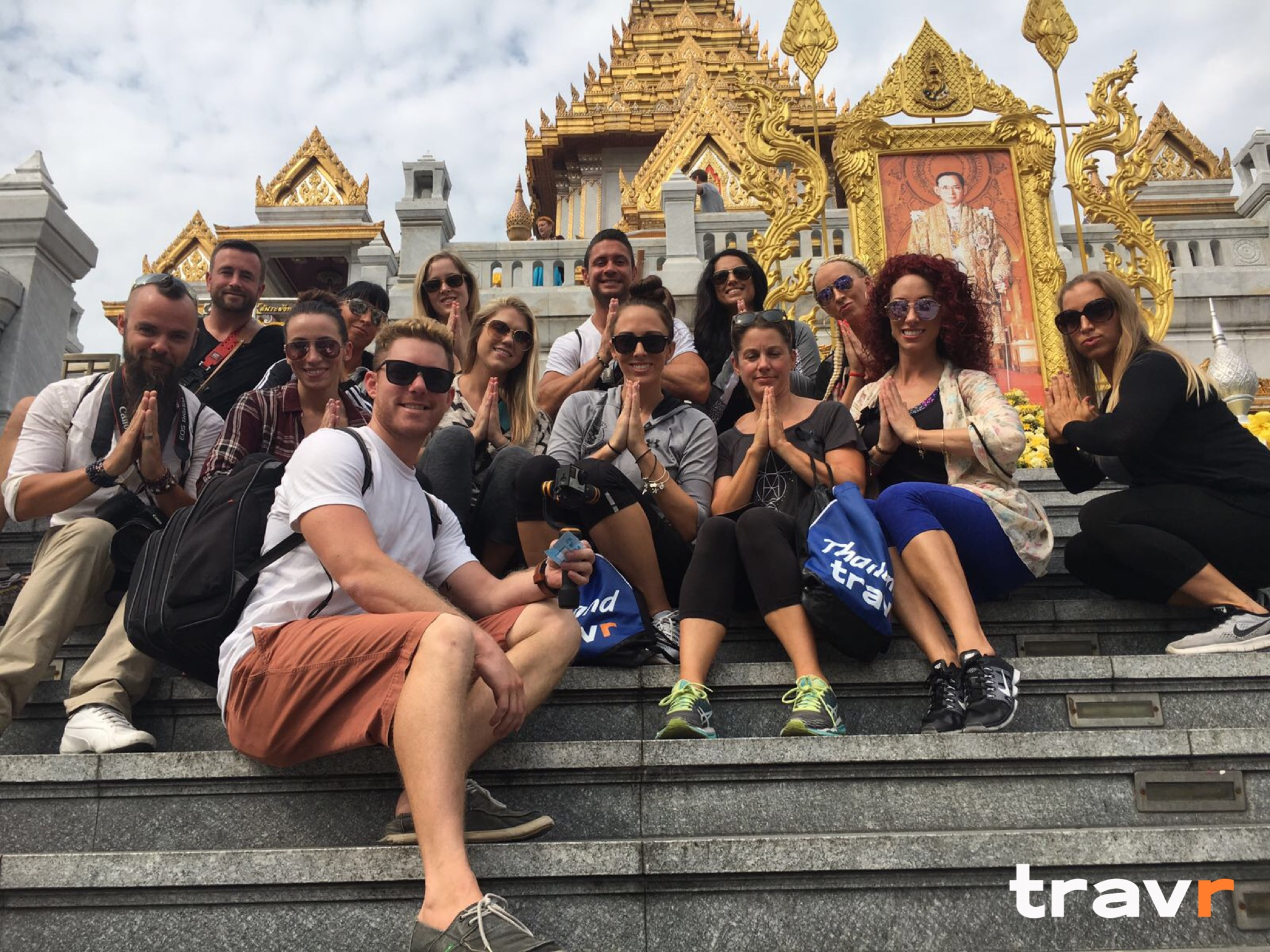 Travr in Thailand